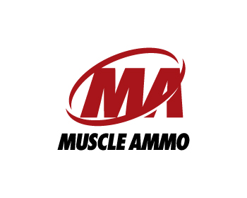 Muscle Ammo logo design