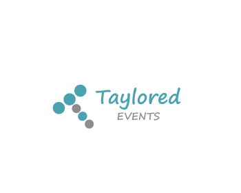 Taylored Events logo design