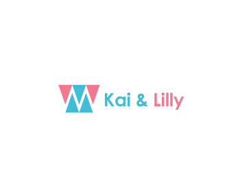 Kai & Lilly logo design