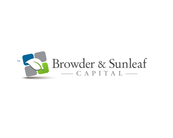 Browder & Sunleaf Capital logo design