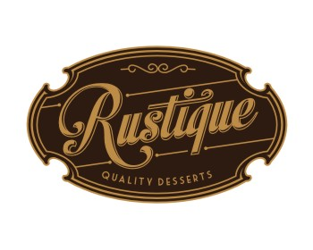 Logo design for Rustique