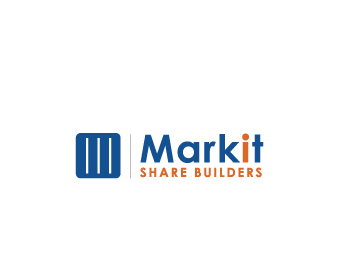 Markit Share Builders logo design