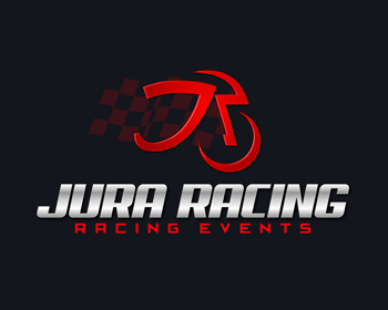 Jura-Racing logo design