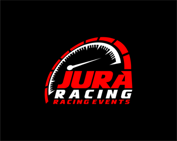 Logo design entry number 25 by janda | Jura-Racing logo contest