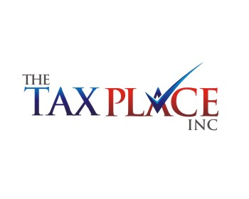 The Tax Place, Inc. logo design