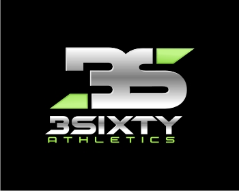 3Sixty Athletics logo design