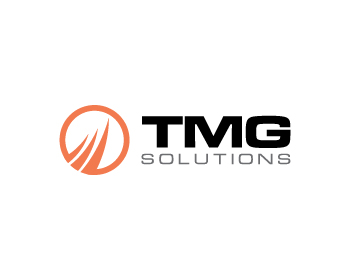 Technology logo design for TMG Solutions