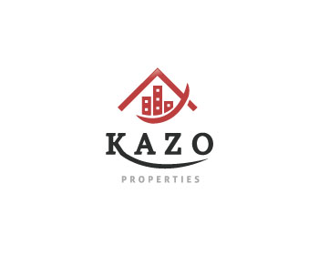 KaZo Properties logo design