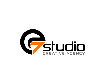 e7Studio logo design