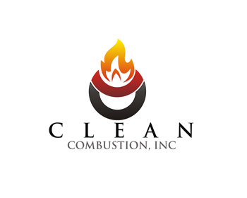 Clean Combustion, Inc. logo design