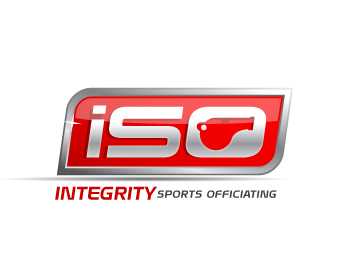 Integrity Sports Officiating logo design