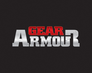 GearArmour logo design
