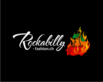 rockabilly-fashion.ch logo design