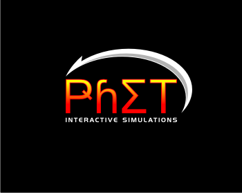 PhET Interactive Simulations logo design