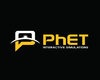 Logo design for PhET Interactive Simulations