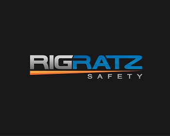 Logo design for Rig Ratz Safety