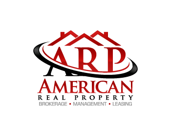 American Real Property logo design