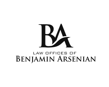 Legal logos (Law Offices of Benjamin Arsenian, LLP)