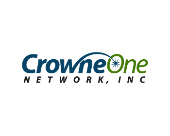 Logo design for Crowne One Network, Inc.