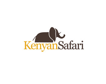 Kenyan Safari logo design
