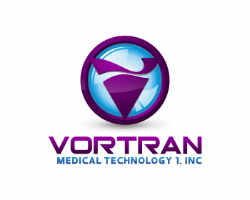 VORTRAN Medical Technology 1, Inc. logo design