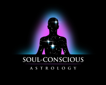 Soul-Conscious Astrology logo design