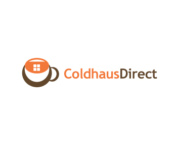 Coldhaus Direct logo design