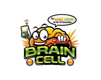 Brain Cell logo design
