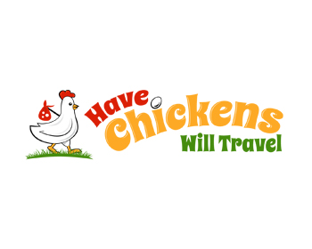 Logo design for Have Chickens Will Travel