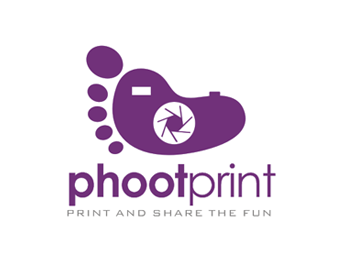 Logo design for Phootprint