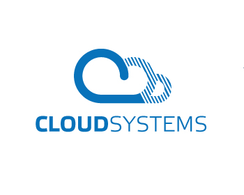 Logo design for Cloud Systems