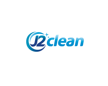 J2 Clean logo design