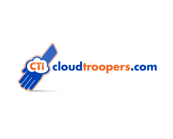 Logo design for Cloud Troopers