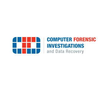 CFI and Data Recovery logo design