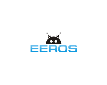 Technology logo design for EEROS