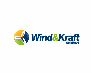 Logo design for Wind & Kraft Srl/GmbH