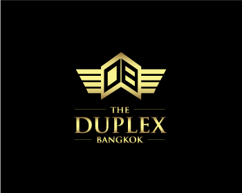 The Duplex Bangkok logo design