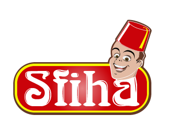 Logo design for Sfiha Cafe