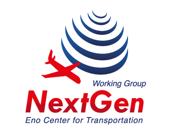 NextGen Working Group - Eno Center for Transportation logo design