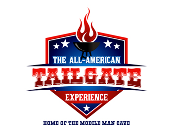 The American Tailgate Co. logo design