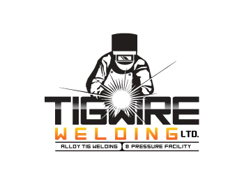 Logo design entry number 33 by Platinum | Tigwire Welding Ltd logo ...