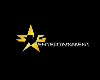 SNG Entertainment logo design contest. Logo Designs by ...
