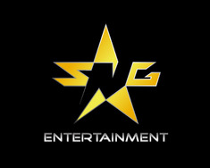 SNG Entertainment logo design