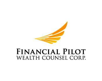 Financial Pilot Wealth Counsel Corp. logo design