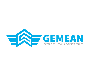 Gemean Corporation logo design