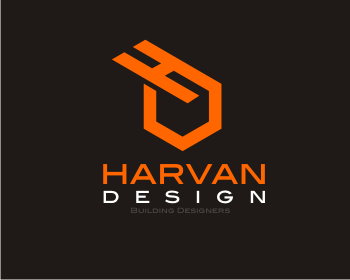 Harvan Design logo design