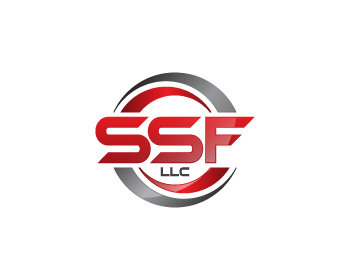 SSF LLC logo design