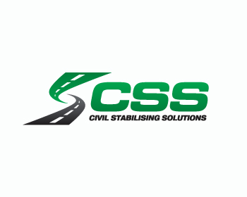 Civil Stabilising Solutions Pty Ltd (CSS) logo design