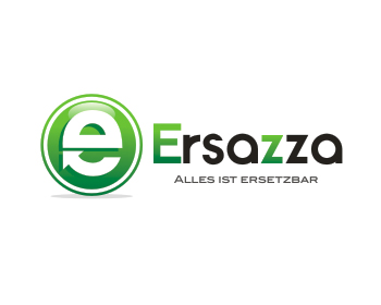 Ersazza logo design