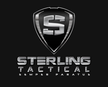Sterling Tactical logo design